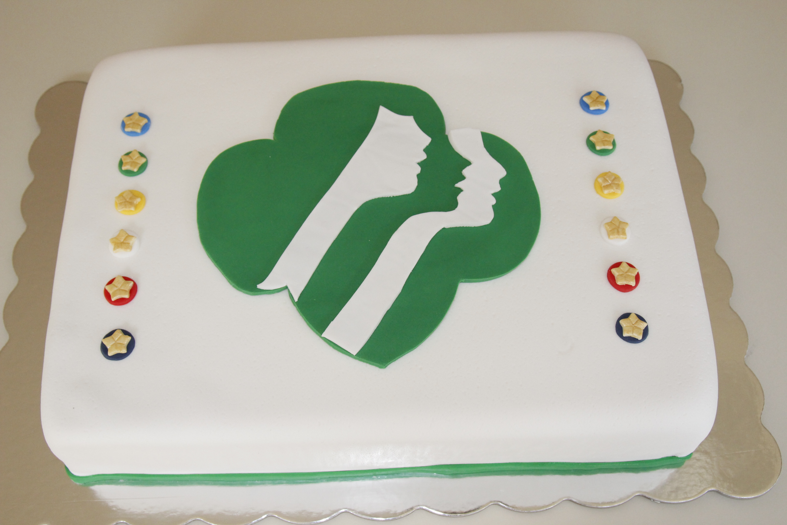 Cake Ideas For Girl Scouts : Girl Scouts Cake Cake Celebrations