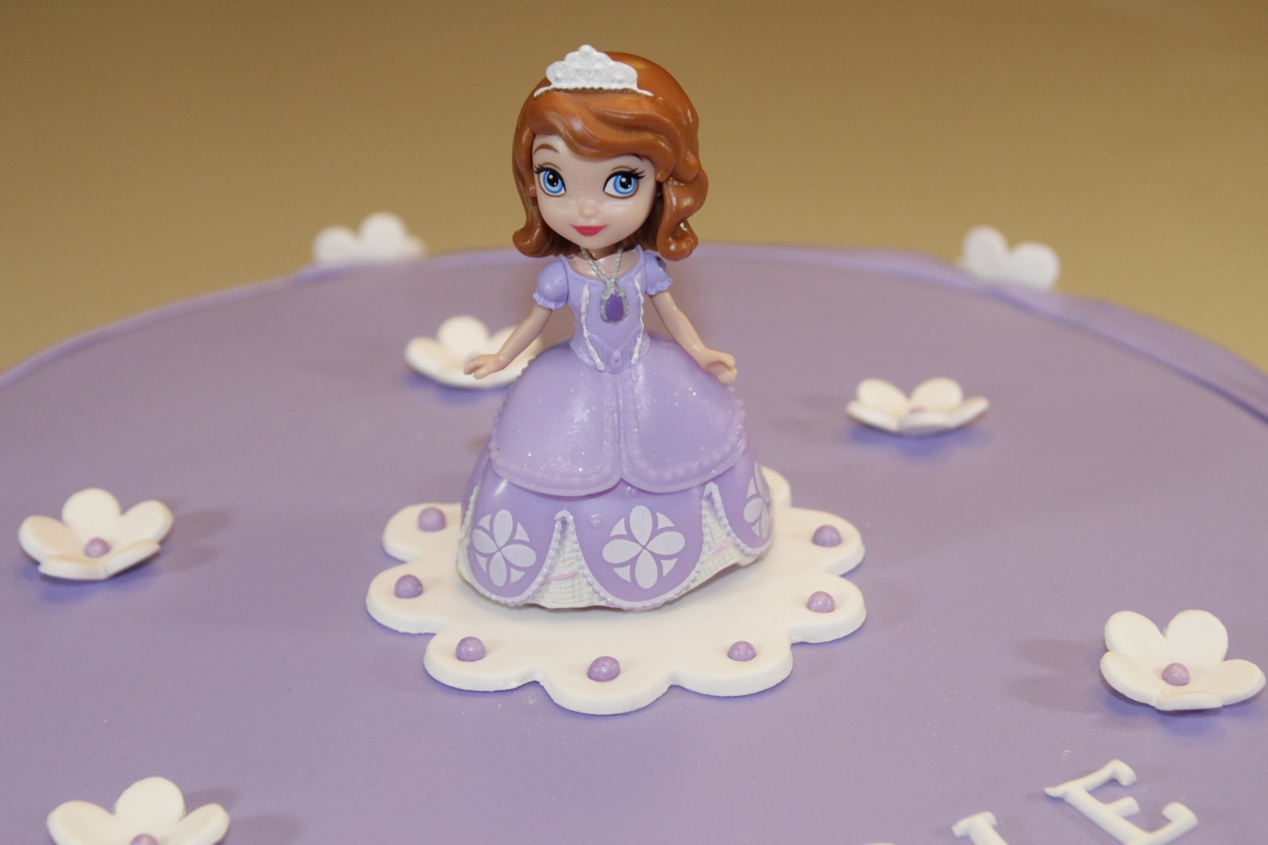 Pictures Of Princess Sofia Cake : Princess Sofia Cake Cake Ideas and Designs