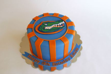 Florida Gators Cake